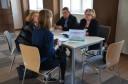 """Spotkanie w ramach """"Partnerstwa Lokalnego na rzecz aktywizacji łosickiego rynku pracy"""""""